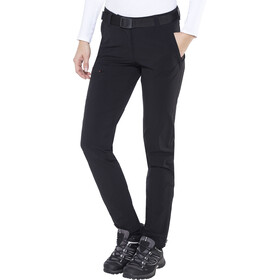 Maier Sports Inara Slim Broek Dames, black